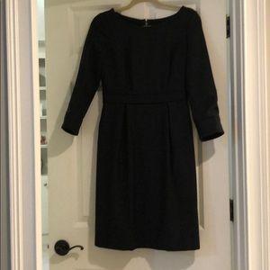 Wool Jcrew Dress